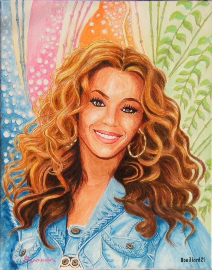 Beyonce by Douillard